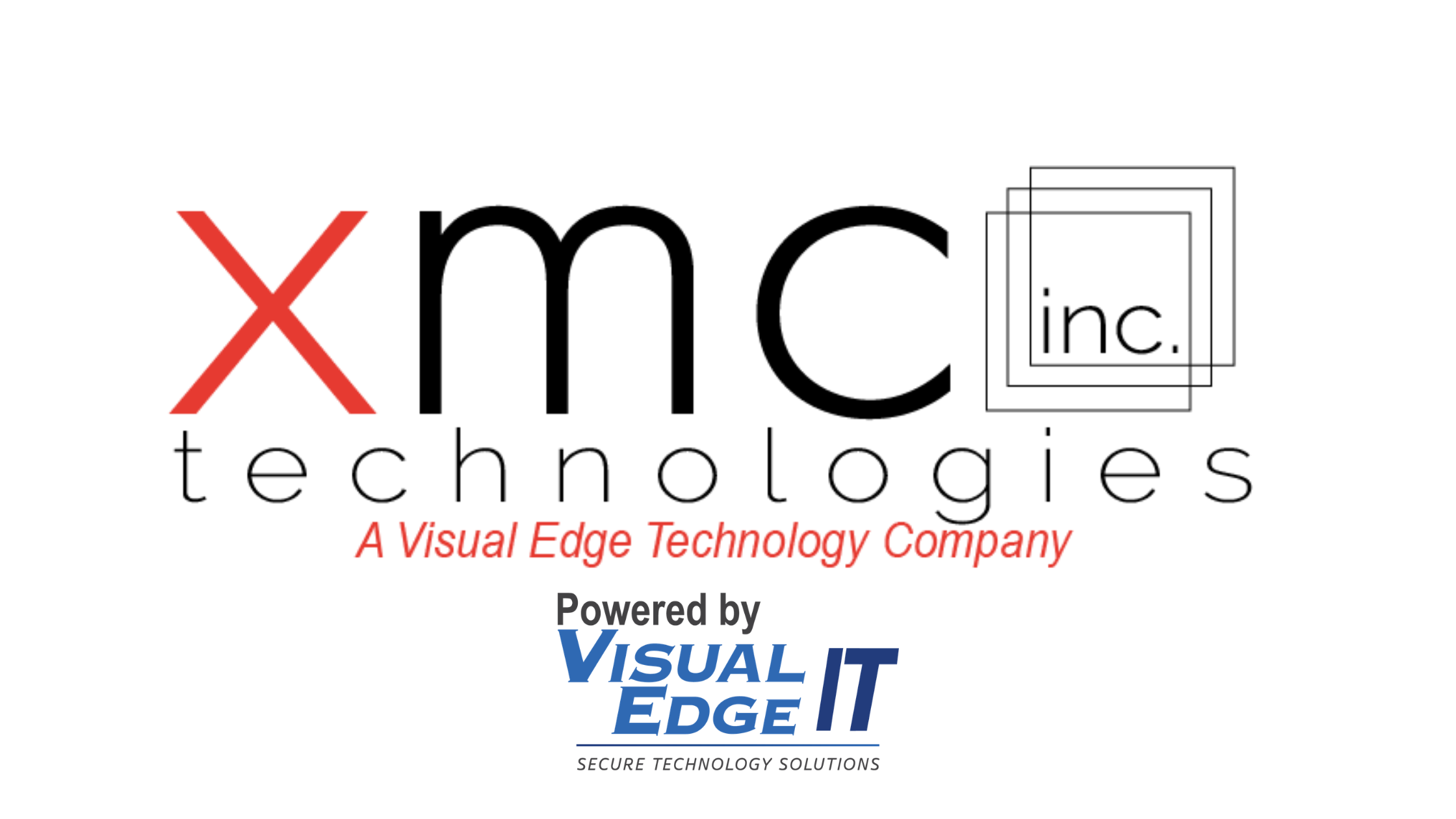 XMC Powered by VEIT Page Header