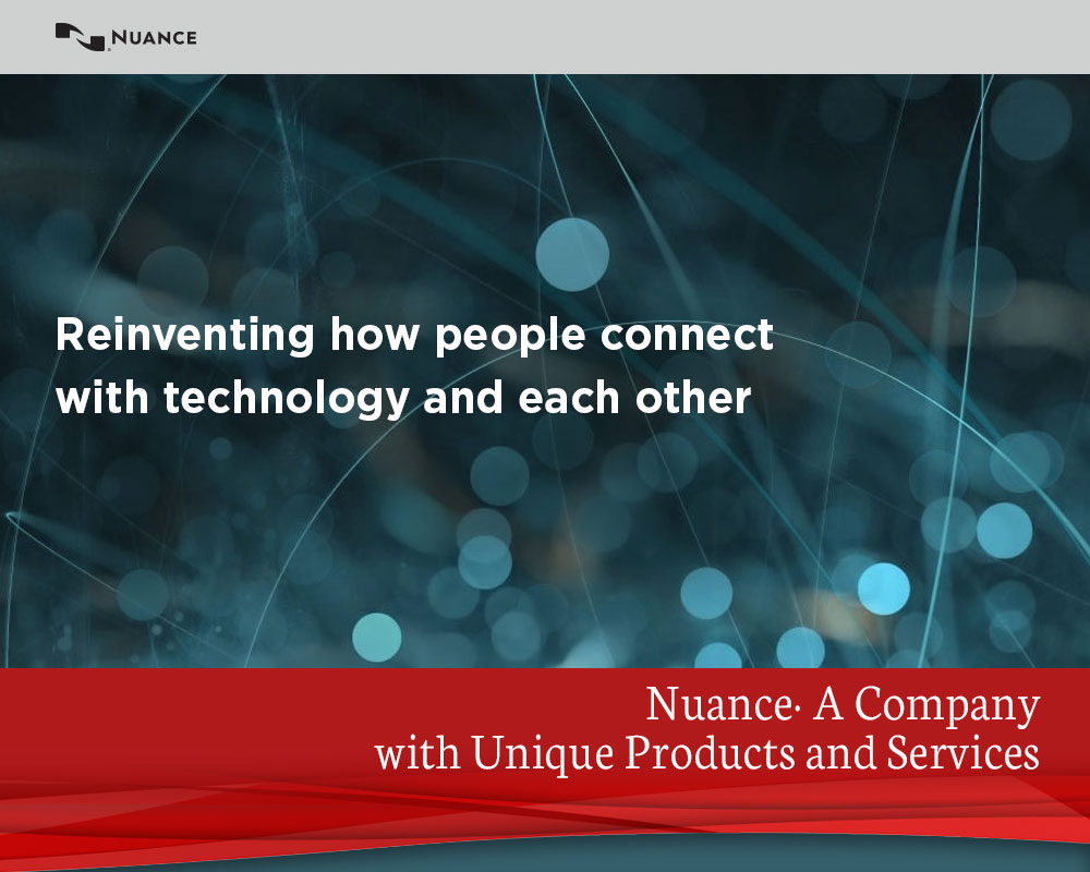 Nuance-A-Company-with-Unique-Products-and-Services